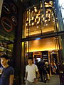 HK Central LKF night Carlifornia Tower entrance Lan Kwai Fong 32 D'Aguilar Street June 2015 PM.JPG