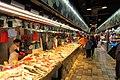 HK SMP 秀茂坪市場 Sau Mau Ping Market interior July 2018 IX2 seafood.jpg