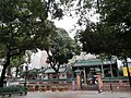 HK YMT 油麻地 Yau Ma Tei 上海街 Shanghai Street near 甘肅街 Kansu Street 眾坊街 Public Square March 2020 SS2 02.jpg