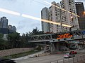 HK bus 111 tour view 九龍城區 Kowloon City District 漆咸道北 Chatham Road North evening June 2020 SS2 01.jpg