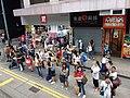 HK tram tour view 灣仔 Wan Chai 莊士敦道 Johnston Road July 2019 IX2 21.jpg