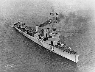 USS <i>Maddox</i> (DD-168)