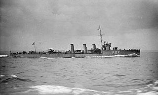 HMS <i>Matchless</i> (1914)
