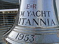 HMY Britannia Bell.JPG