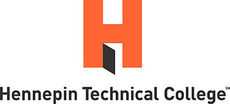 Hennepin Technical College - Image: HTC LOGO VERT RGB ORAN 87K