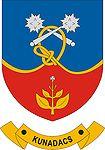 Kunadacs címere