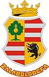 Huy hiệu của Zalaboldogfa