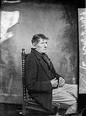 H Davies, bone setter of Cynwyd
