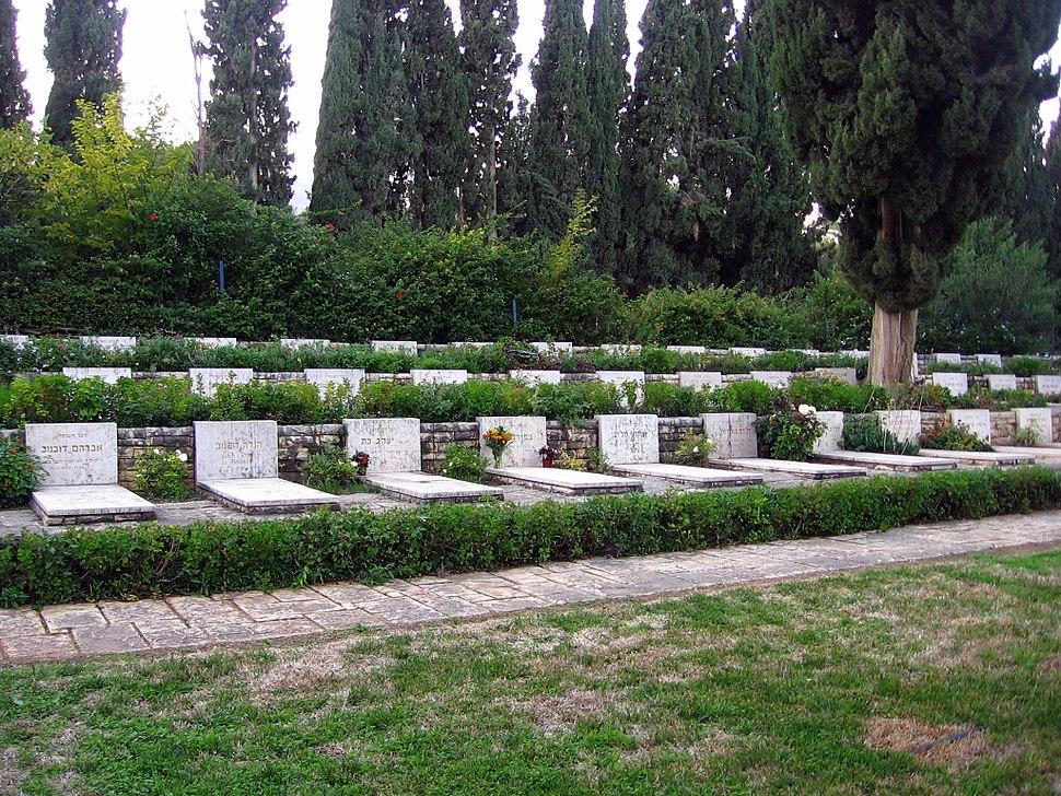 HaShomer graves