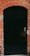 haarlem - bakenessergracht 97 (poortje)