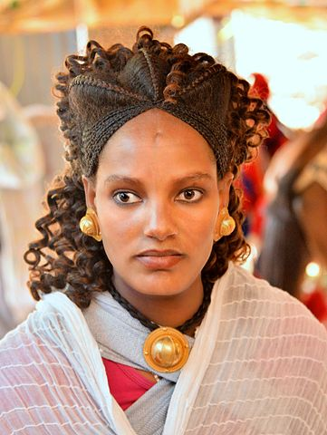 File:Hairstyle of Tigray, Ethiopia (15173475900).jpg ...