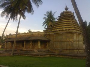Halasi - Bhuvaraha Narasimha temple Halasi, Karnataka