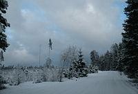 Halden, fv 922 near Kjølødegården 01.JPG