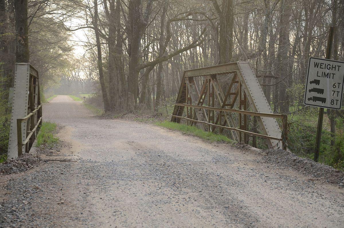 Hale Creek Bridge