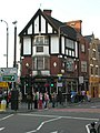 Halfway House Public House at the fork of Kentish Town Road and Camden Road, London NW1 - geograph.org.uk - 398620.jpg