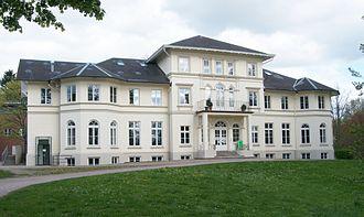 Farmsen-Berne - Berne manor house, built in 1890