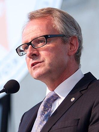 Han Polman - Image: Han Polman bij het IPO jaarcongres 2014 (15227713058) (cropped)