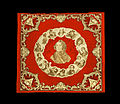 Handkerchief; commemorative handkerchief - The Pickwickians - Google Art Project.jpg