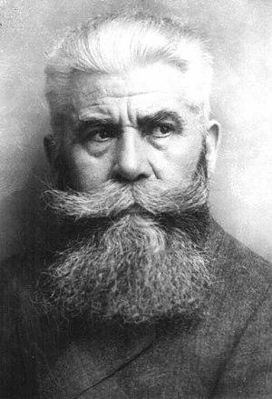 Liesing - Hanns Hörbiger, founder of the Welteislehre