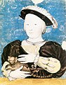 Hans Holbein d. J. - Edward, Prince of Wales, with Monkey - WGA11608.jpg