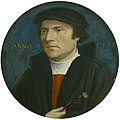 Hans Holbein the younger (c.1497-1543) - A Young Man with a Pink - 446801 - National Trust.jpg