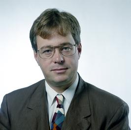 Hans Laroes in 1992