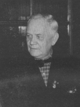 Hans Marchwitza - Hans Marchwitza in 1955