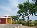 Hanuman Mandir at the hill - panoramio.jpg