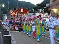 Hanzaki matsuri parade.jpg