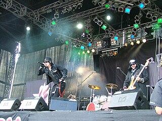 Hardcore Superstar band