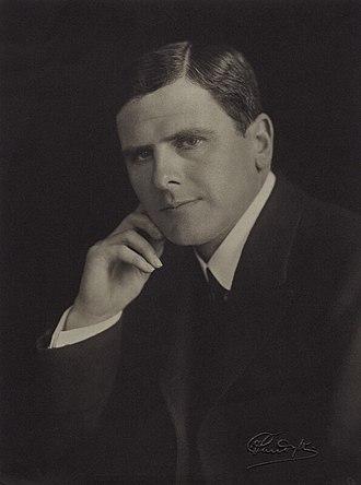 Harold Baker (politician) - Harold Baker MP