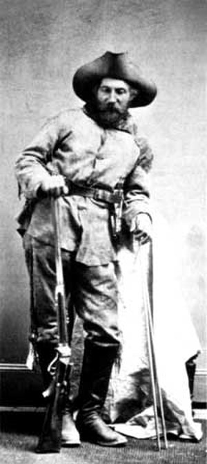 Harry Yount - Harry Yount c. 1873