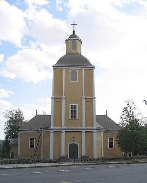 Hausjärvi - Hausjärvi Church