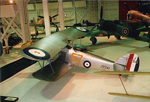 Hawker Hart J9941 RAF Museum London Hendon.jpg