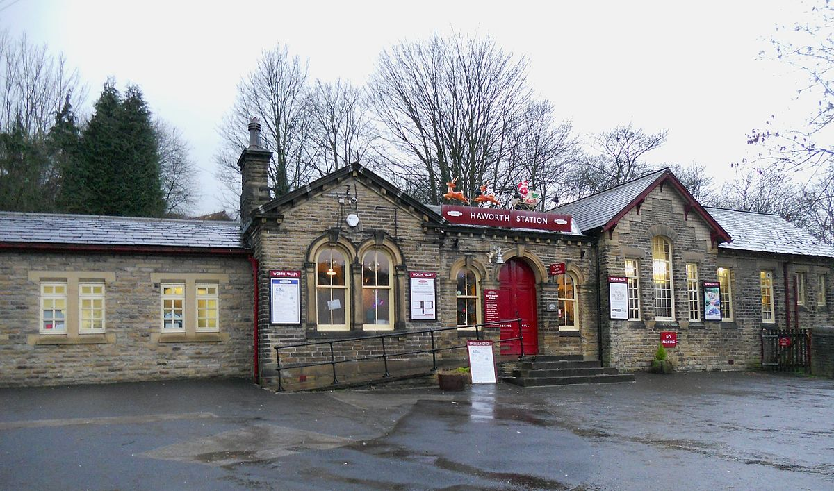 Keighley And Worth Valley Railway Wikipedia