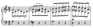 Symphony No. 97 (Haydn) - Image: Haydn Sym 97m 1 Xamp 2