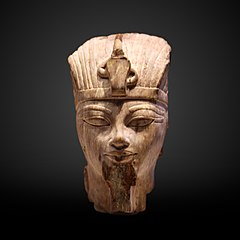 Head of a king-E 17218