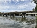 Heathwood Dr bridge over Coomera River in Oxenford, Queensland.jpg