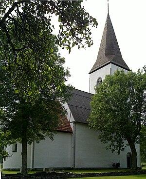 Hejdeby - Hejdeby Church