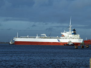 Hellespont Progress, IMO 9351426 at Port of Amsterdam photo-14.JPG