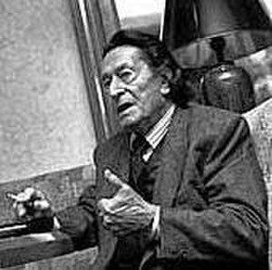 Henri Laborit - Laborit in 1991