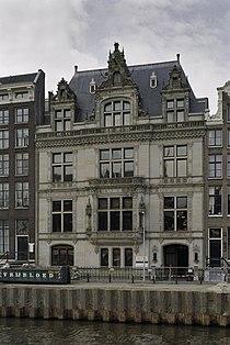 Herenhuis met zandstenen voorgevel en dakerkers - Amsterdam - 20408966 - RCE.jpg