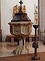 Herne Herz-Jesu church baptismal font.jpg