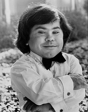 Hervé Villechaize - Villechaize in 1977