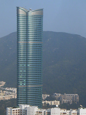 Slenderness ratio - The Highcliff is one example of an extremely slender skyscraper.