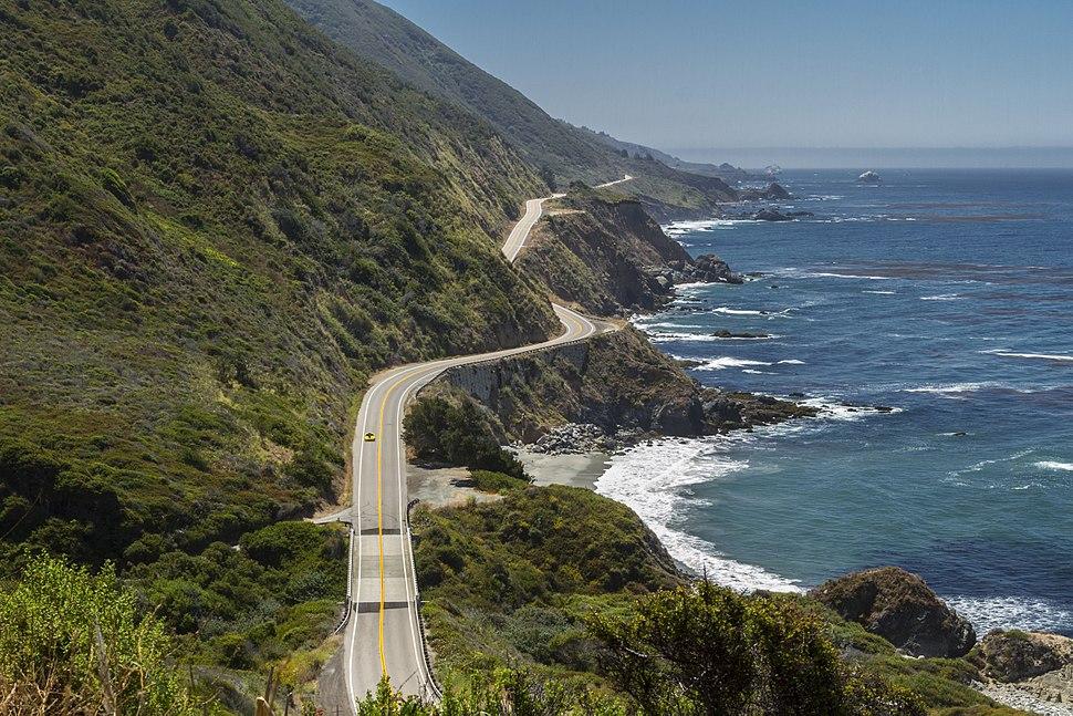 Highway 1 Big Sur California