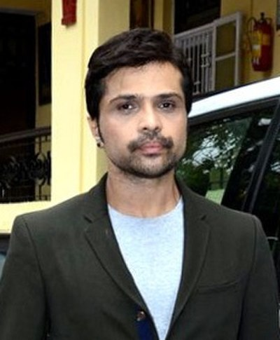 Picture of a band or musician: Himesh Reshammiya
