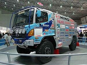 Group T4 - A Hino Ranger at the 2007 Tokyo Motor Show.