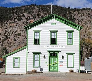 Hinsdale County, Colorado County in Colorado, US