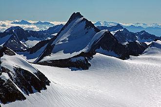 Ötztal Alps - Hintere Schwärze